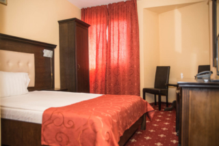 Camera Single Hotel Sandoria