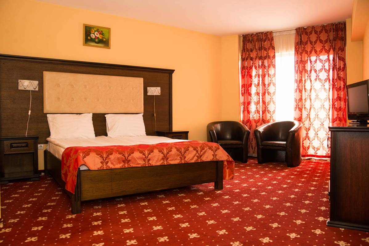 Camera Tripla Hotel Sandoria