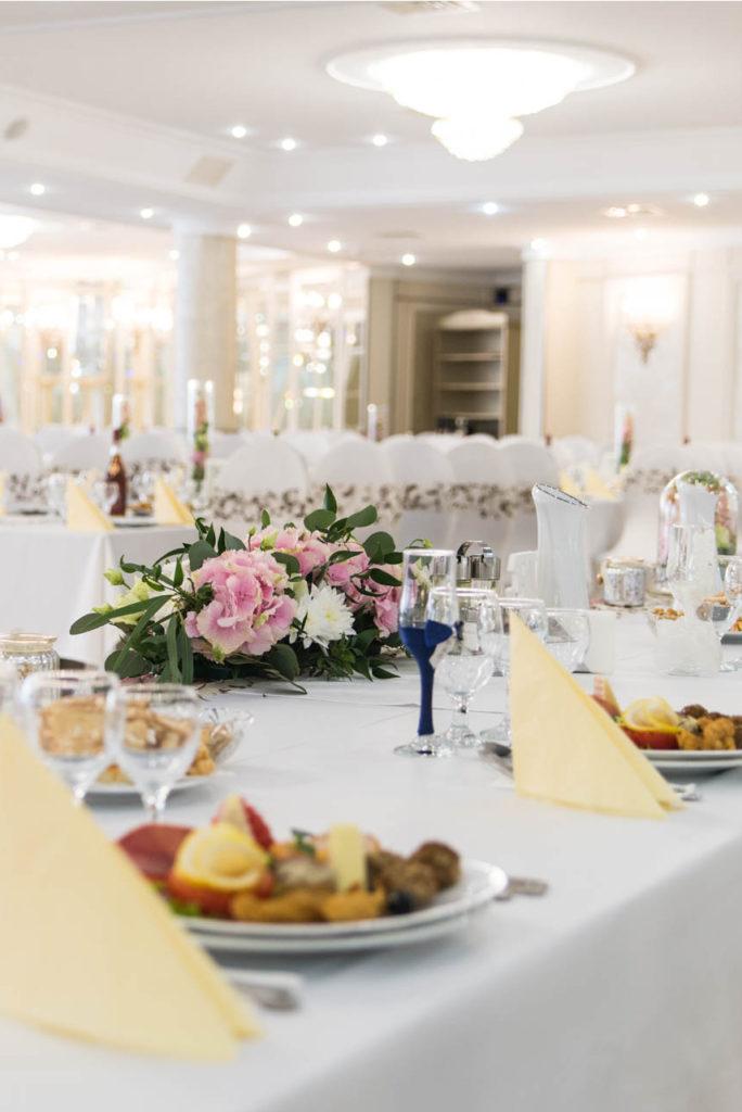 Sala Mare restaurant nuntă Mureș